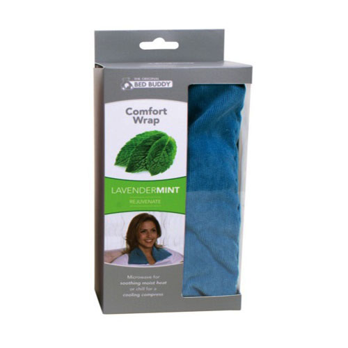 Image Of Bed Buddy at Home Comfort Wrap, Blue