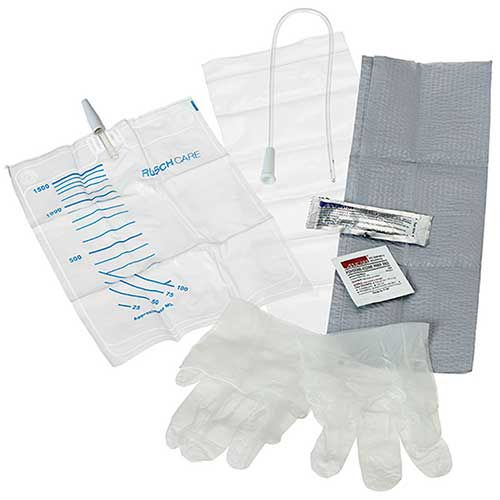"""Image Of Easy Cath Coude Insertion Kit 10 Fr 11"""""""