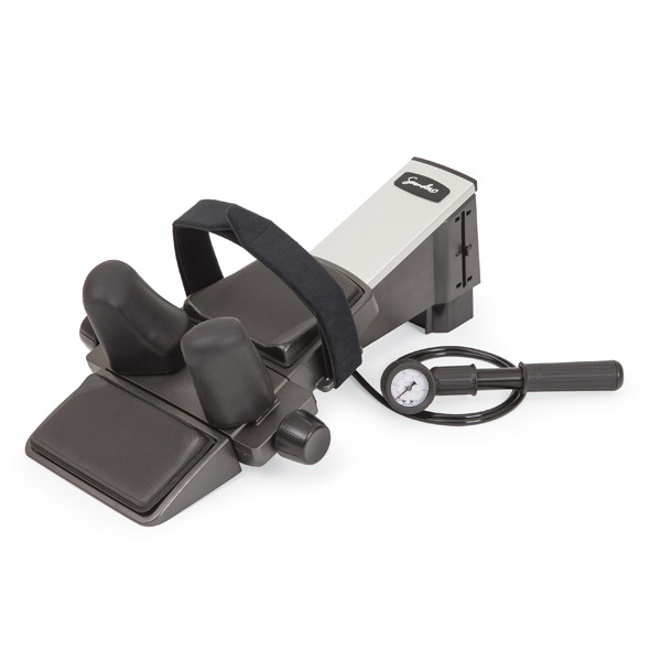 Image Of Saunders Cervical Hometrac Device & Strap