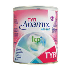 Image Of TYR Anamix Early Years 400g Can