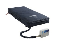 Image Of Bed Mattress System Med-Aire Assure Alternating Pressure / Low Air Loss 80 X 355 X 8 Inch