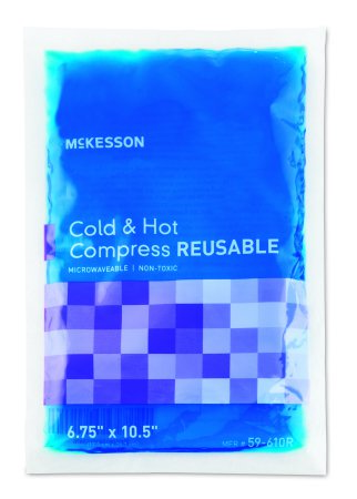 Image Of Hot / Cold Pack McKesson Large Reusable 675 X 10-1/2 Inch