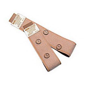 Image Of Fitz-all Fabric Leg Strap Kit W/button, 2/pk