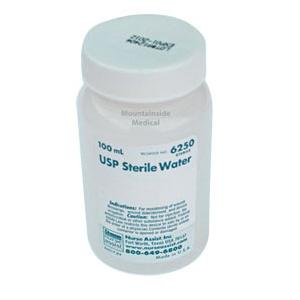 Image Of USP Normal Sterile Water Screw Top Container 500mL