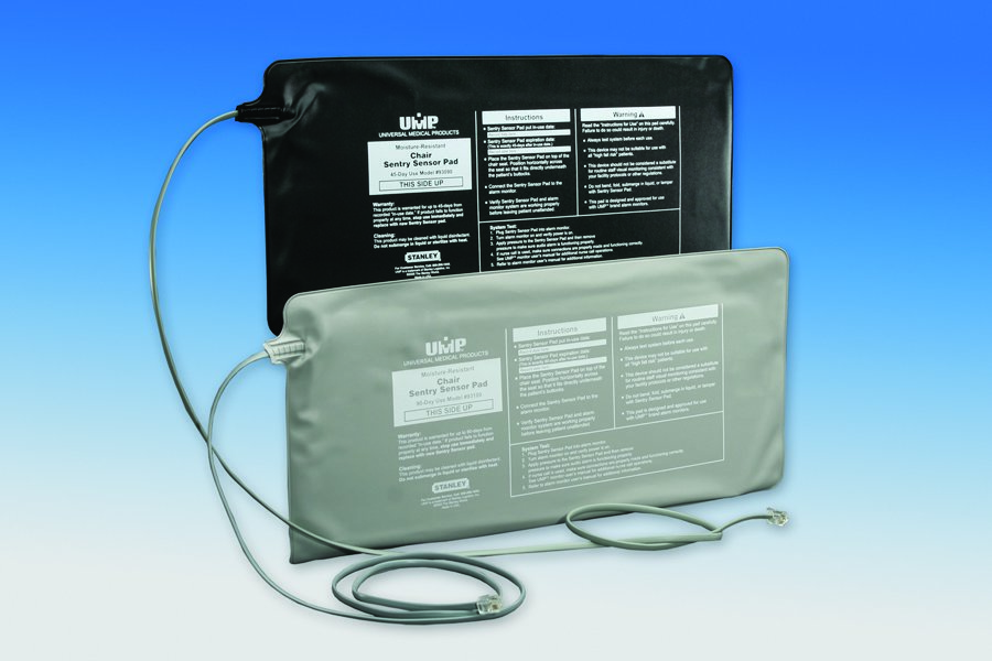 Image Of Fall Management Bed Sensor Pad Stanley 10 X 30 Inch