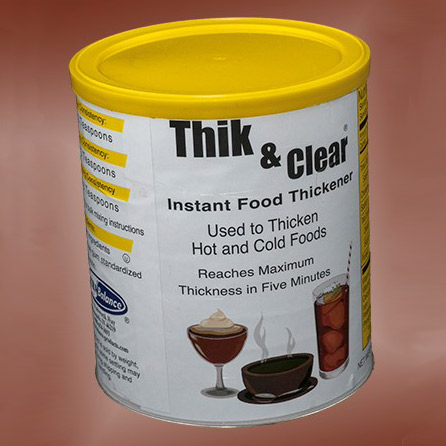 Image Of Thik and Clear Thickener 8 oz. Can